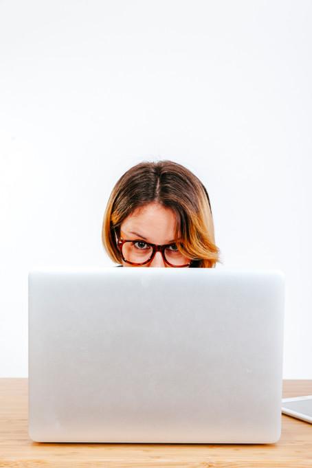 Improve client focus through online working