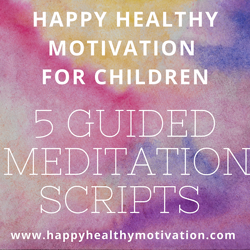 Guided Meditation Scripts for Children