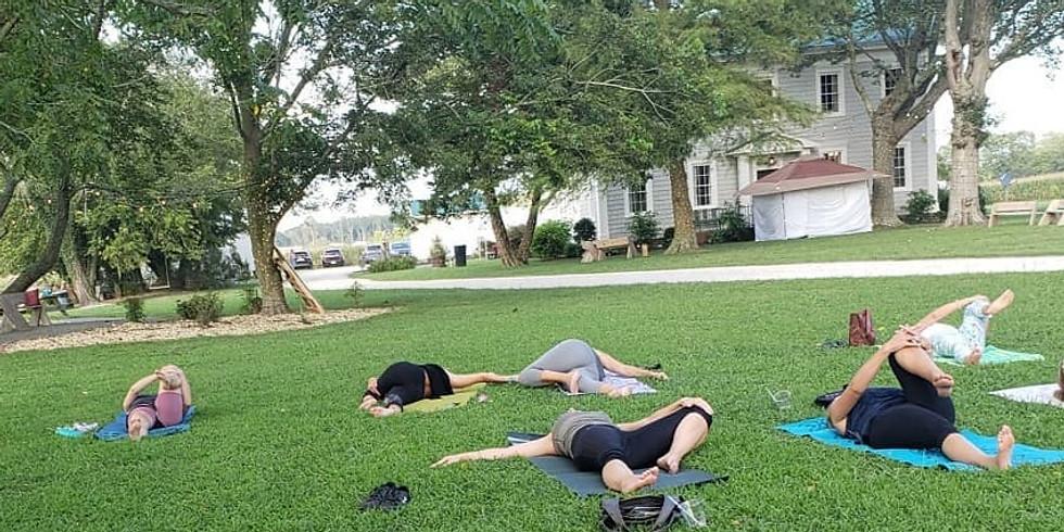 Yoga Unwine