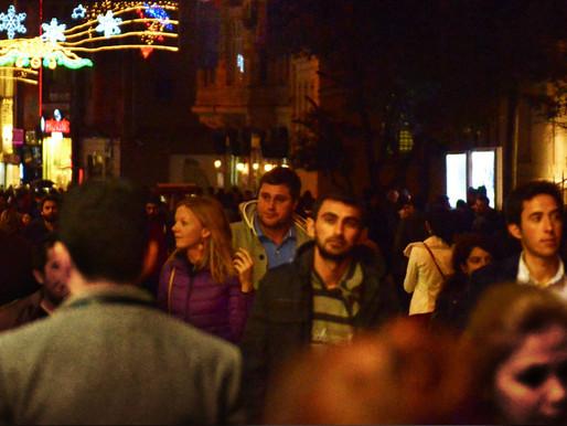 A Brief Encounter (Istanbul 2015)