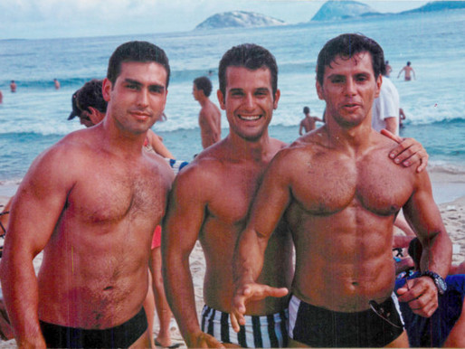 Group Travel, Rio—1990s style
