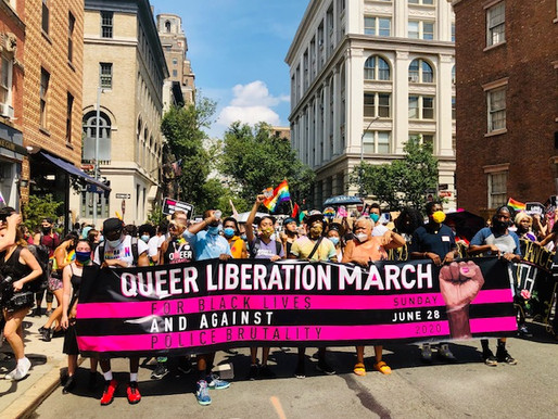 Pride and Protest: LGBTQ Pride Meets Black Lives Matter (June 28, 2020)