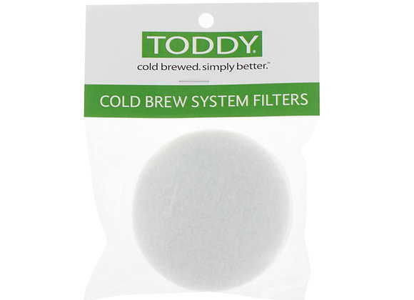 Toddy - Filters for Home Cold Brew System - 2 pack