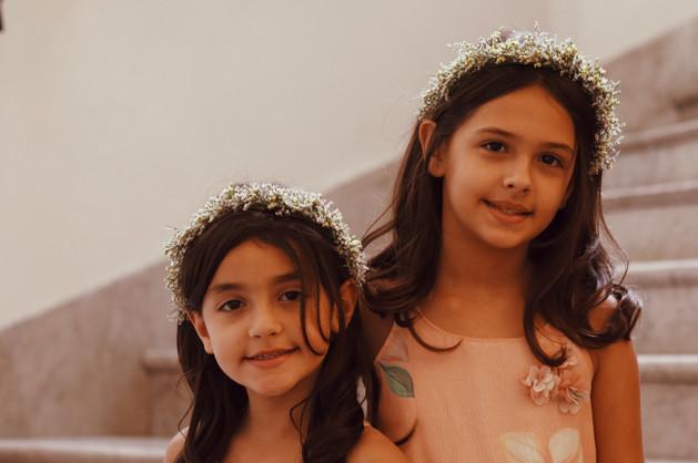 Coroa daminhas