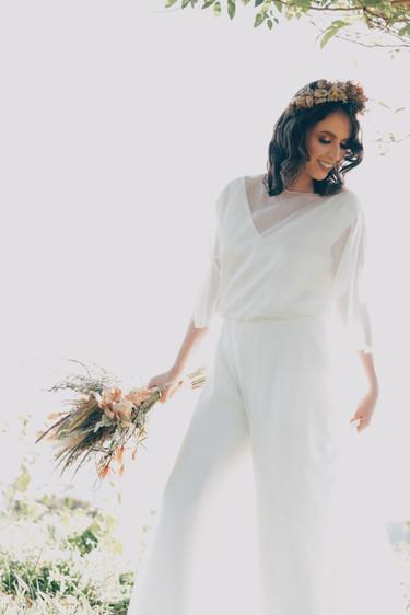 Bouquet + coroa Renata