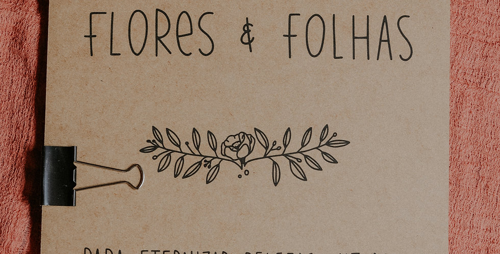 Prensa de flores