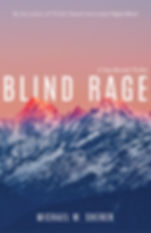 Book cover of first Tess Barrett thriller, mountain range against pink sky.