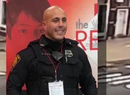 Super Cop Is Hero of The week