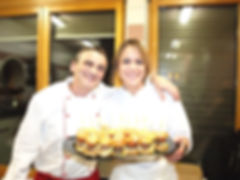 Notre staff culinaire