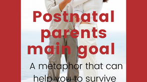 Postnatal parents main goal