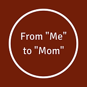 """From """"Me"""" to """"Mom"""". Art therapy group fo"""