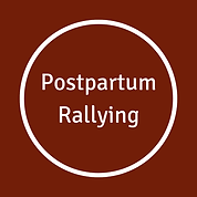 Postpartum Rallying. Therapy Group for M