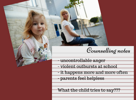 Understand your angry child