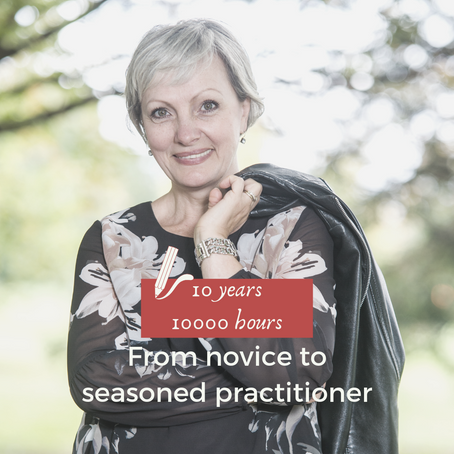 From novice to seasoned practitioner