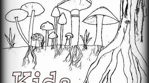 Fungi Co Kid's Activities Booklet