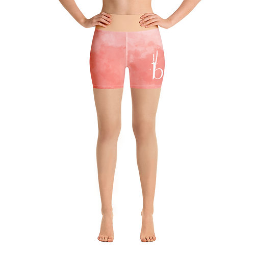 B is for Barre Shorts