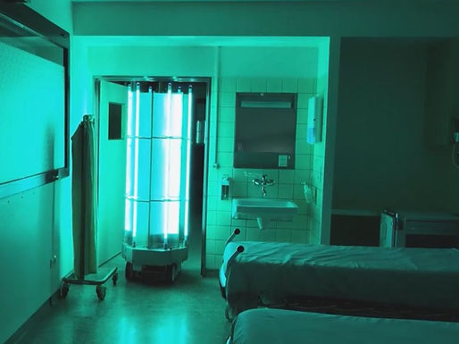 Healthcare| Lighthouse | Disinfection has never been so important