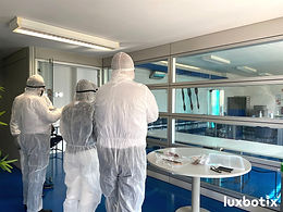 Healthcare  Lighthouse   Portugal UV Disinfection