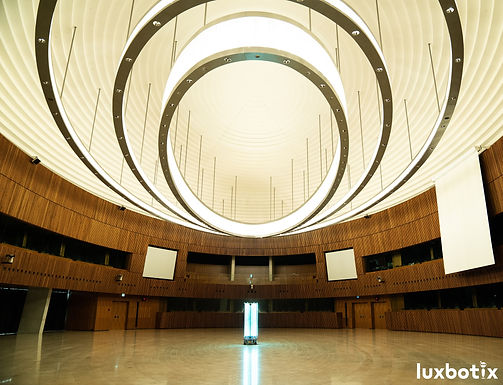Healthcare| Lighthouse | European Convention Center Luxembourg UV Disinfection