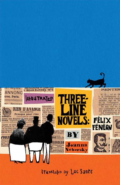 Three-Line Novels: Felix Feneon