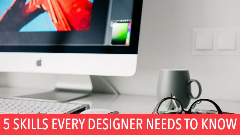 designer's skills
