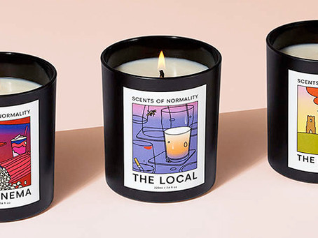Brand of the Day: Earl of East's Delightful Collaborative Candles