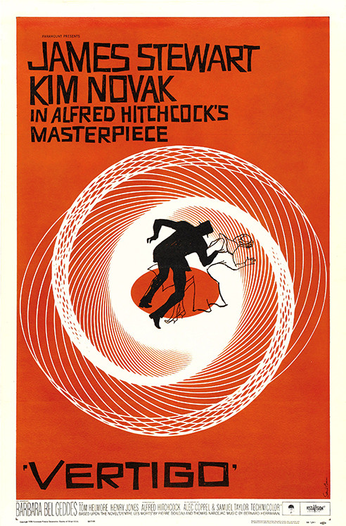 Vertigo-1958-USA-Movie-Poster-Art-by-Saul-Bass-James-Stewart-in-Alfred-Hitchcocks-Vertigo
