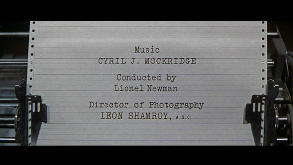 Music Cryil J. Mockridge