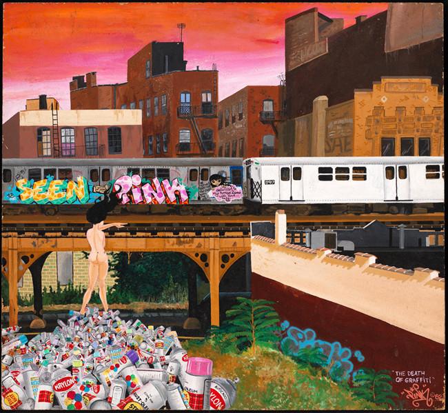 009 The Death of Graffiti _ Lady Pink_ 1982, MCNY.jpg