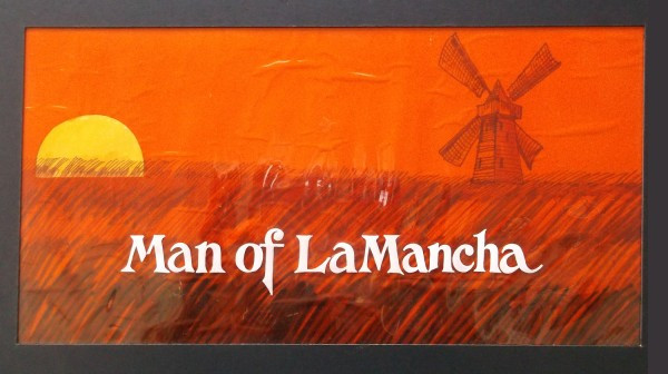 Man of La Mancha Sketch2