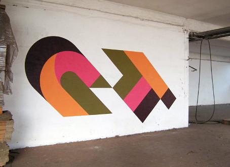 Today's Obsession: Minimal Graffiti