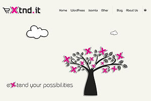 Beautiful Site: www.e-xtnd.it