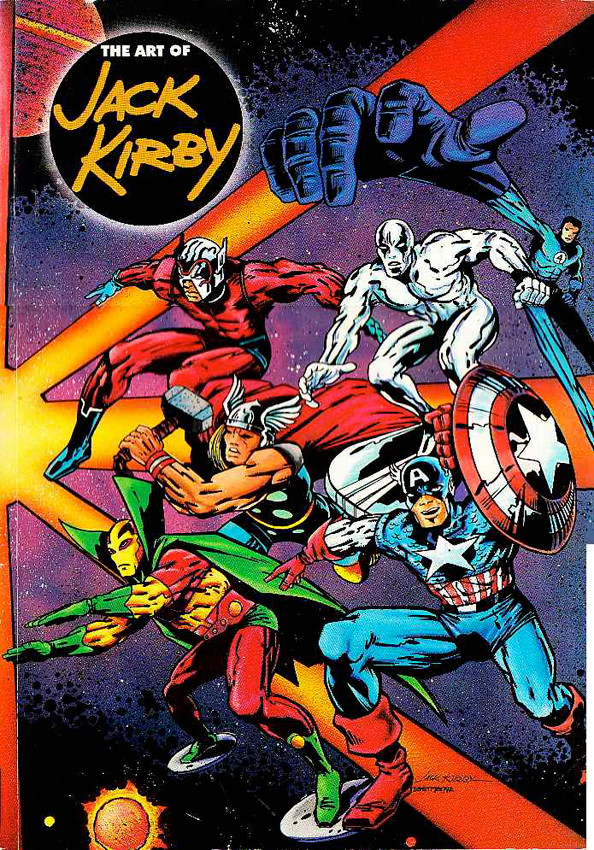 Jack Kirby characters