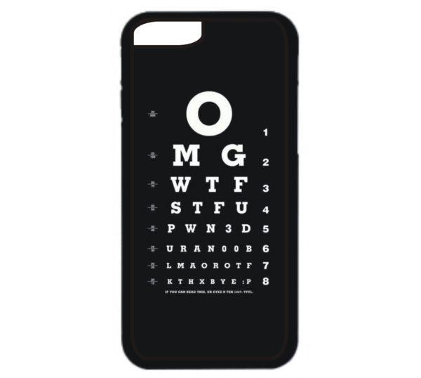 OMG eye chart