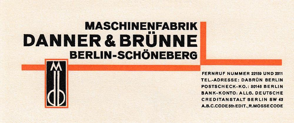 Danner & Brunne
