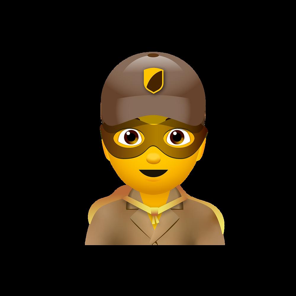 Ups deliver emoji
