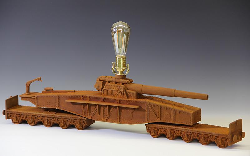 Jonathan Ro-Schofield's cannon war design