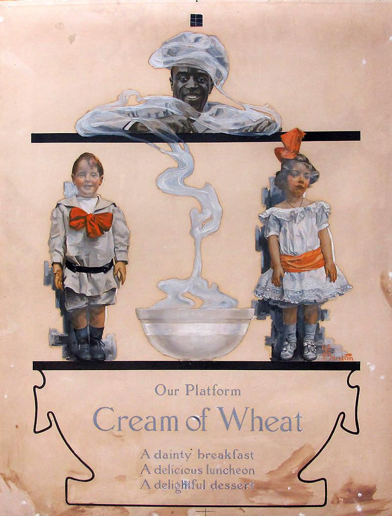 Cream of Wheat, c. 1915