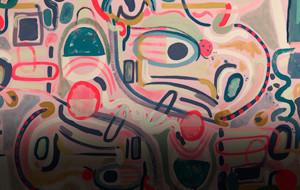 PINTA MANTA: Art and Music Plus Neon