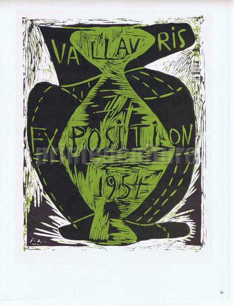 Vallauris Exhibition, 1954
