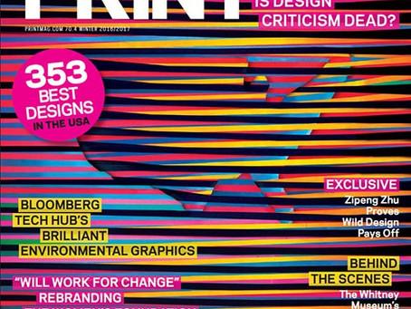 PRINT's 2016 Regional Design Annual