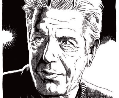 Fear and Hunger in Japan: On Anthony Bourdain's Last Graphic Novel