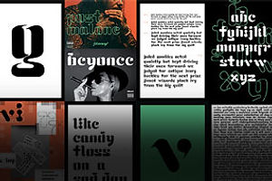 Student Type Design: Four to Watch