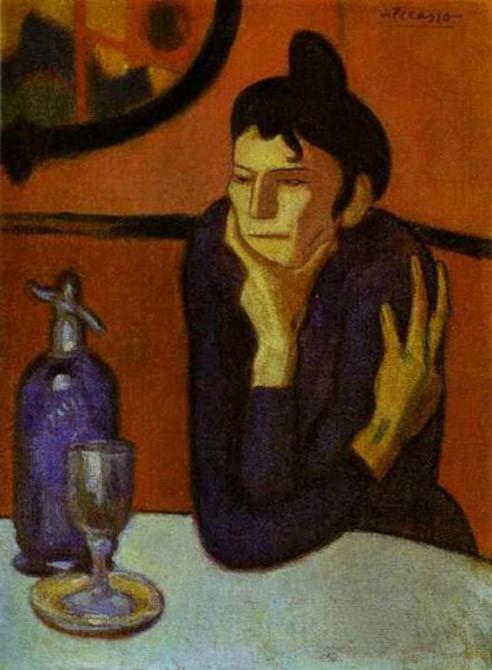 Picasso Absinthe