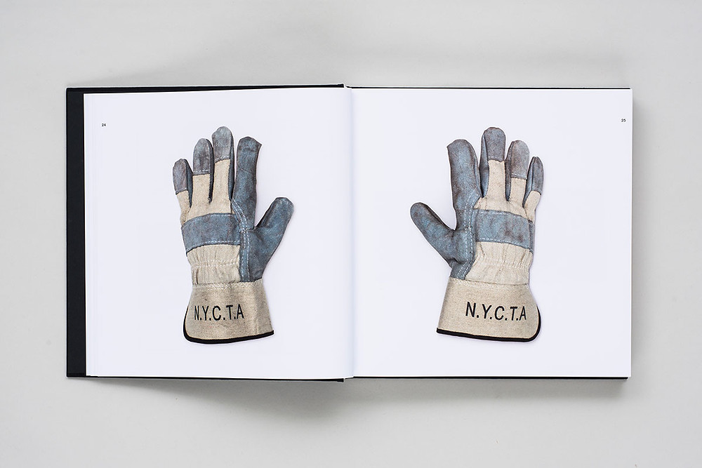 Standards Manual has published two books on New York City Transit Authority artifacts.