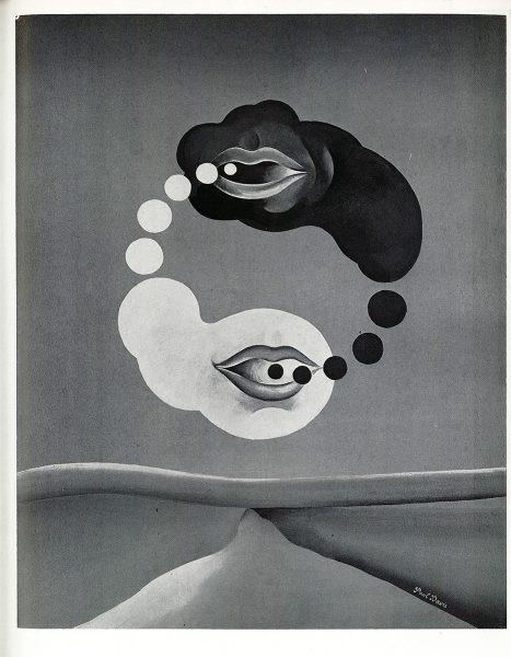 black and white Paul Davis