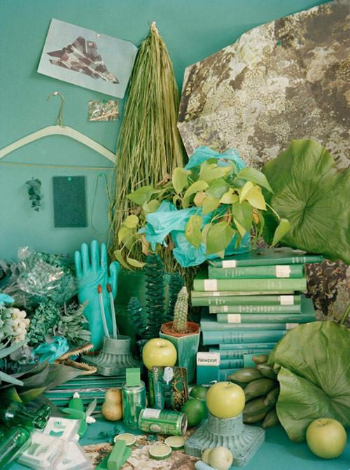 """""""Color Studies"""" by Sara Cwynar: saracwynar.com via http://www.booooooom.com/2013/04/17/artist-sara-cwynar-2/"""