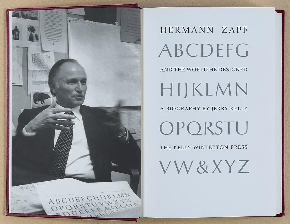 Hermann Zapf