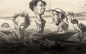 Honoré Daumier: The Michelangelo of Caricature