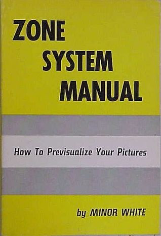 Zone System Manual by Minor White via Goodreads: https://www.goodreads.com/book/show/649432.The_New_Zone_System_Manual